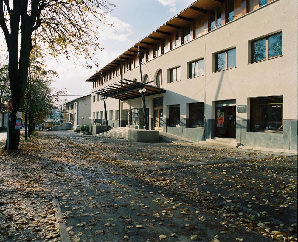 Renovation of the Municipality of Grosuplje